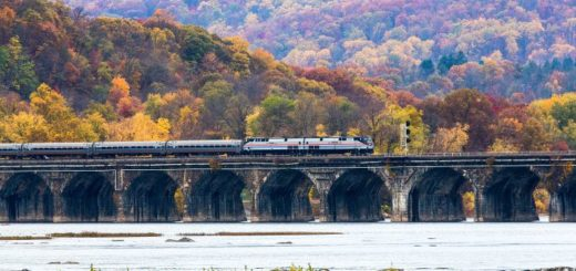 AMTRAK Herbstexpress