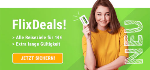 FlixBus FlixDeal 2021