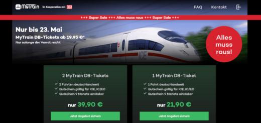 MyTrain Super Sale 2021